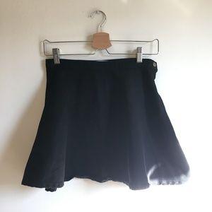 Original American Apparel Denim Circle Skirt Size